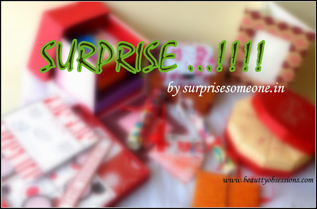 Surprise Your Loved Ones With Some Creativity - surprisesomeone.in (Website Review)