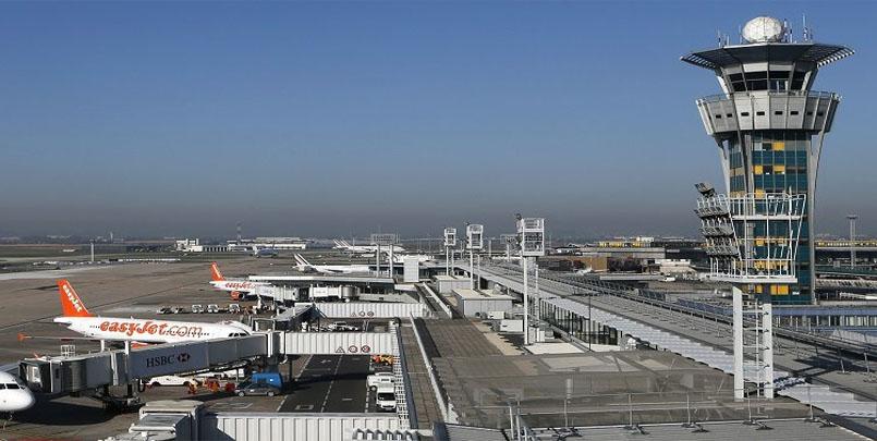 مطار أورلي,فرنسا تعيد فتح مطار أورلي للرحلات الدولية.aéroport orly