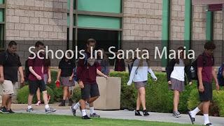 Schools In Santa Maria