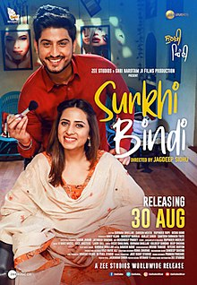 Surkhi Bindi 2019 Punjabi Movie Dvdrip Download mp4moviez