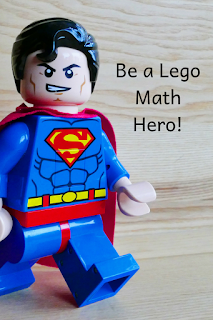 Be a Lego Math Hero