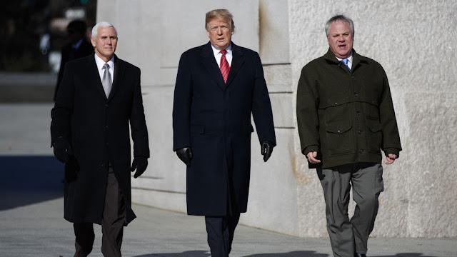 Trump nomina al 'exlobbista' petrolero David Bernhardt como secretario del Departamento del Interior