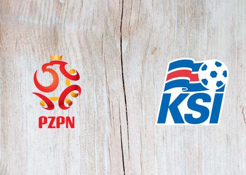 Poland vs Iceland -Highlights 08 June 2021