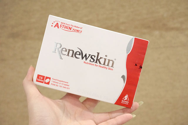 renewskin skin supplement, renewskin untuk anti-aging, renewskin indonesia, renewskin soho, renewskin jerawat, renewskin review