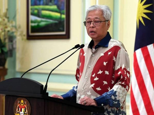 Lihat Kreatifnya Rakyat Malaysia Apabila Baju Batik Menteri Keselamatan Jadi Kuih Muih