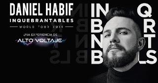 Daniel Habif | Inquebrantables World Tour Colombia