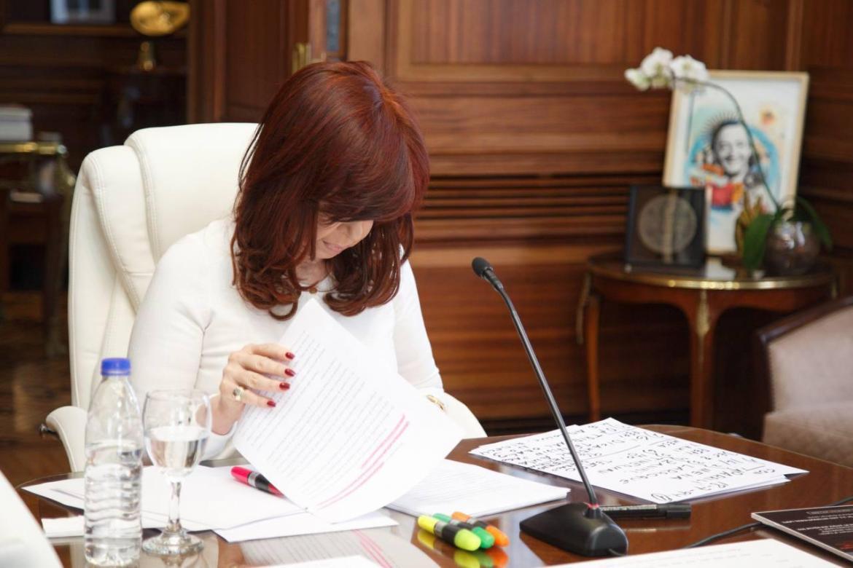"""Cristina Kirchner en audiencia pública por Memorándum con Irán: """"Esta causa es un disparate judicial e institucional"""""""