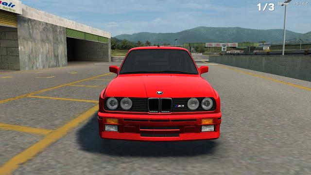 LFS Modları - BMW E30 Yaması İndir