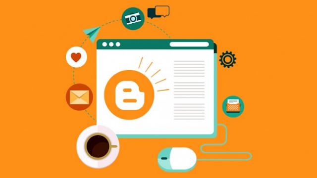Cara Membuat Blogger dari Awal Sampai Bisa Menghasilkan Uang UPDATED 2019