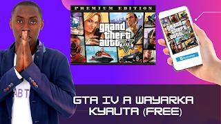 YANDA ZAKA DAKKO GTA IV BA TARE DA NETWORK BA