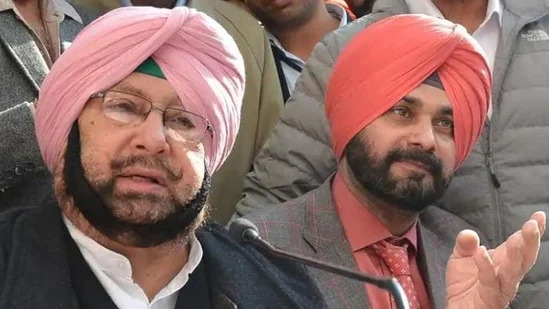 SIDHU AN ANTI-NATIONAL, DANGEROUS, UNSTABLE, INCOMPETENT MAN & SECURITY THREAT TO PUNJAB & NATION': CAPT AMARINDER