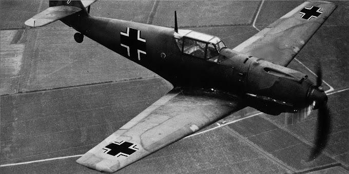 Egy Messerschmitt vadászgép roncsait találták meg a Balaton vizében