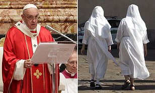Catholic church nuns became pregnant during working africa