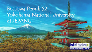 Beasiswa Penuh S2 di Yokohama National University Jepang