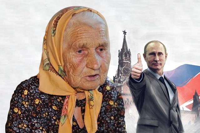 Через 5 лет Россию ждет прекрасное будущее, если у власти останется В. Путин – мнение простой женщины из глубинки