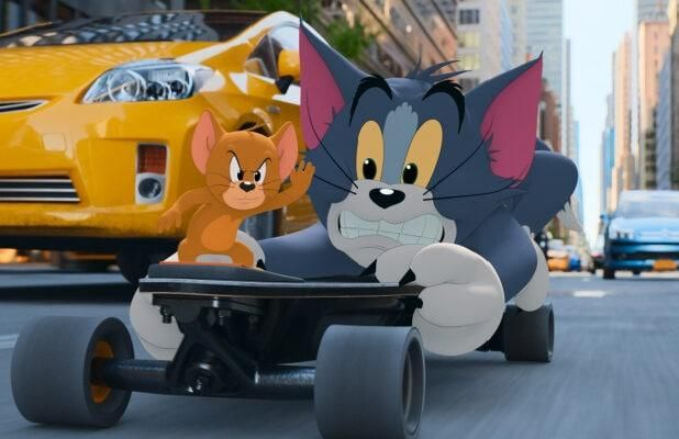 85 million and 400 thousand dollars in revenue for Tom and Jerry around the world