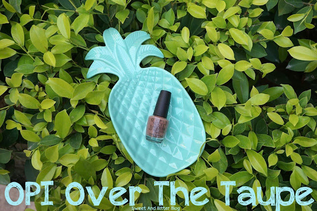 OPI Over the Taupe Nail Polish in India