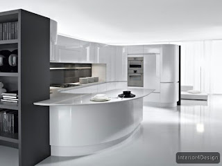 Round Countertop Kitchen 4