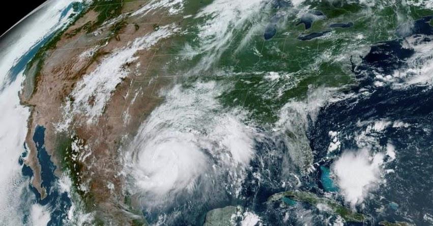 HURACÁN HANNA: Tormenta toca tierra en Texas - Estados Unidos como categoría 1