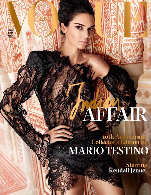 Kendall Jenner Vogue India Cover