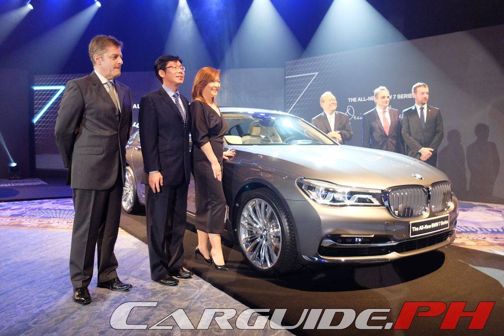new car releases 2016 philippinesBMW Philippines Launches AllNew 7 Series  CarGuidePH