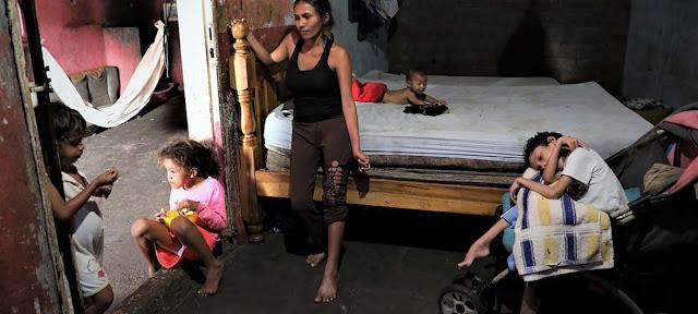 La situación humanitaria en Venezuela continúa deteriorándoseOCHA/Gemma Cortes