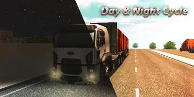 Truck Simulator : Europe مهكرة