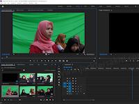 Dasar Adobe Premiere #8: Memilih Clip di Panel Source Sebelum ke Timeline