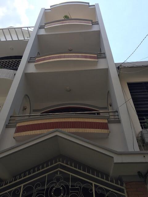 Nhà Đặng Văn Ngữ, Phường 10, Phú Nhuận cần cho thuê