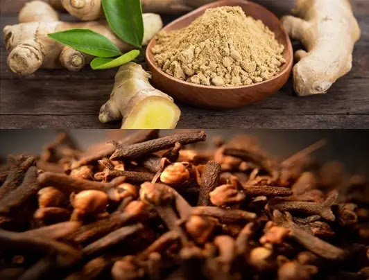 Scents of the season - clove & ginger