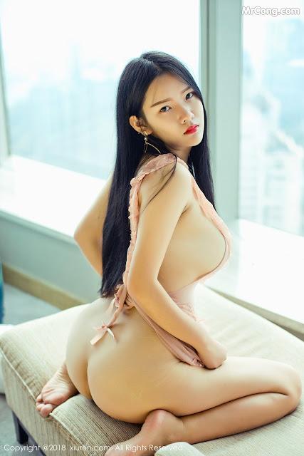 Hot girls sexy porn star Ling Xi Er (凌希儿) 11