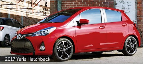 2017 Toyota new Yaris Release Date Canada