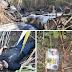 DROGAS Y DROGAS!! Varios paquetes de presunta droga encontrados donde cayó avioneta
