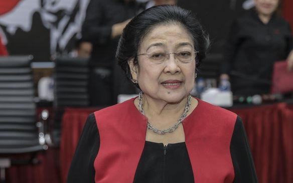 PDIP Pastikan Isu Megawati Sakit & Dilarikan ke RSPP Hoaks