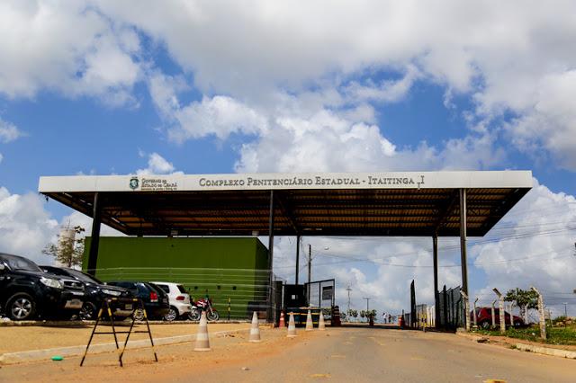 Chefes de facções do CE começam a ser transferidos para presídios federais