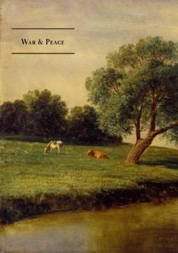 Download War and Peace by Leo Tolstoy PDF Novel