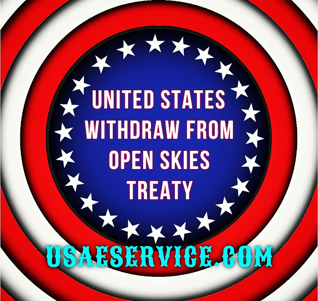 United States On Open Skies Treaty