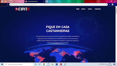 COVID CASTANHEIRAS - EM LUTA CONTRA O COVID-19 ( BLOG )