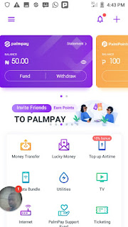 How to make money with Palmpay,how to earn money with Palmpay