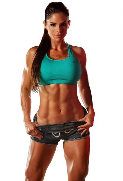 Female Fitness Models