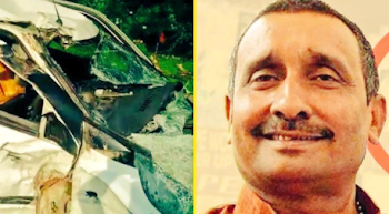 Unnao Road accident: Rape accused BJP MLA named in FIR