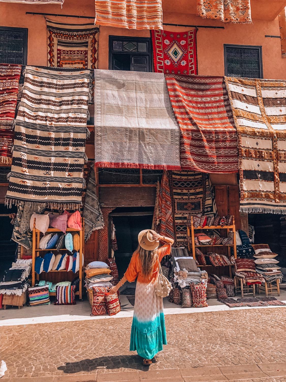 rincones fotografiarles Marrakech