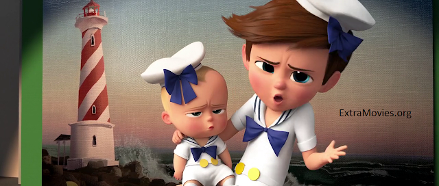 The Boss Baby 2017 Dual Audio 720p Hdrip With Esubs Download Extramovies