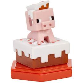 Minecraft Minecraft Earth Pig Mini Figure