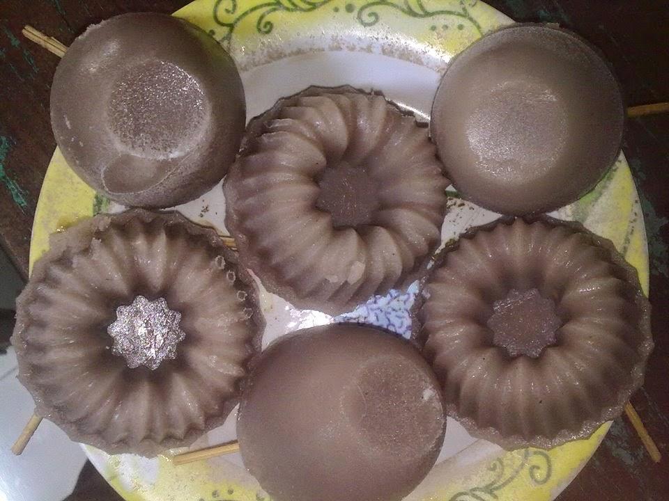 Resep Es Gabus Coklat Lembut Sederhana