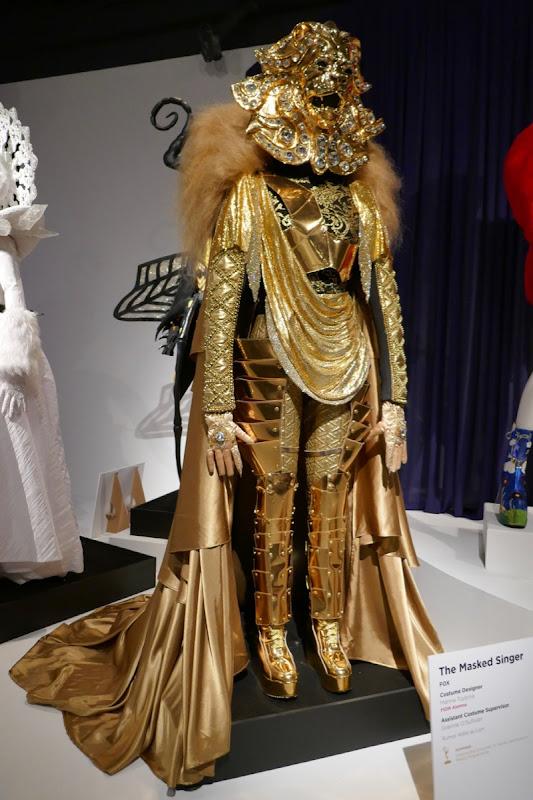 Rumor Willis Masked Singer Lion costume