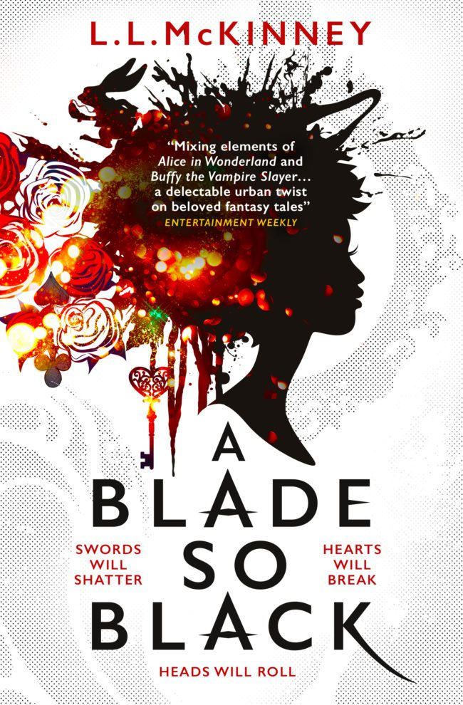 A Blade So Black by L. L. McKinney US Cover