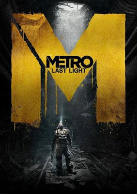 Capa do Metro: Last Light