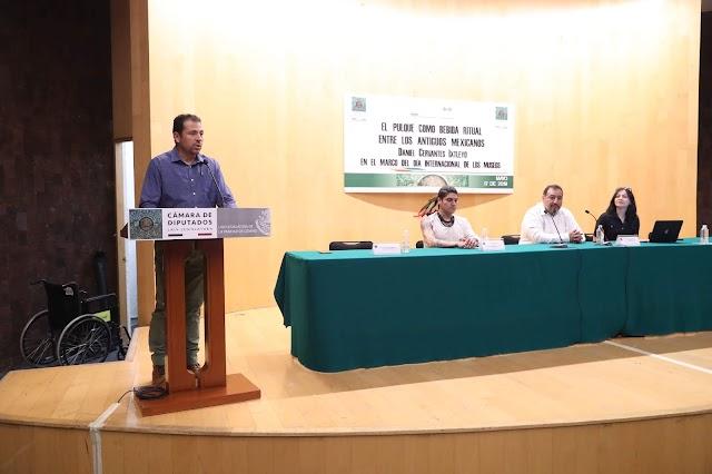 La Cámara de Diputados celebró el Día Internacional de los Museos