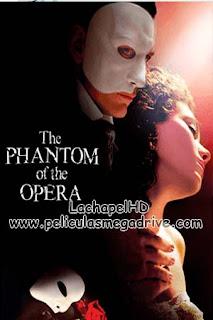 El Fantasma De La Opera [2004] Full HD 1080P Latino–Ingles[Google Drive] LachapelHD